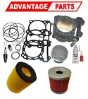 KAWASAKI KLX 400R 434cc BIG BORE CYLINDER PISTON GASKET TOP END KIT 2003
