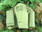 Drop Leg Thigh Holster With MagazineFlashlight Pouch For Smith And Wesson 5906
