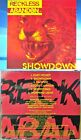 Reckless Abandon - Showdown (CD, 1996, Artist's Label, US INDIE) EXTREMELY RARE