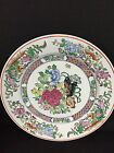 CPC Made in Macau - Hand Painted Raised Glaze Porcelain Plate