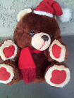 VINTAGE RARE MTY International Holiday  Teddy Bear 12