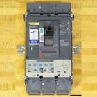 Square D DLD36400E59AABDSO Circuit Breaker, 400 Amp, 100 kAIR, Drawout, Used