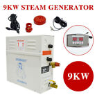 9KW Steam Generator+ST 135M Controller Shower Sauna Bath Home Spa Humidifier