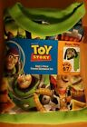 NEW Disney TOY STORY Woody Buzz Action 2Pc Pajamas Set Shirt/Pants Flannel Gift
