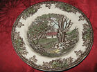 JOHNSON BROTHERS FRIENDLY VILLAGE RIMMED BOWLS - SET OF 4 - NEW