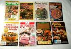 8 Recipe Cook Booklets/Pamphlets LOT - Good Food, Duncan Hines, Favorite Recipes