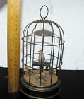 SCHMID MECHANICAL BIRD CAGE JAPAN AUTOMATON OH WHAT BEAUTIFUL MORNING FOR PARTS