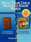 What Your Child Needs to Know When According to the Bible According to the Stat