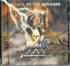 AXXIS - BACK TO THE KINGDOM - NEW CD - OOP!!! RARE