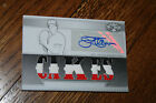 2011 Topps Triple Threads Relics WHITE WHALE Jim Palmer Auto Jersey 1 1