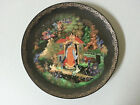 The Princess and Seven Bogatyrs Russian Legend Collectors Plate