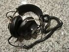 VTG 70's Koss Model 727b Stereophones Headphones Tested GUC