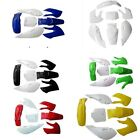 PLASTIC FENDER FAIRINGS FOR KAWASAKI KLX 110 KX65 DRZ 110CC RM PIT DIRT BIKE