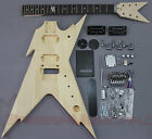 RB Body Style - DIY Unfinished Project Luthier Electric Guitar Kit!