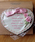 1996 Avon Special Messages Plaque 'Daughter In Law' ,New, Mother's Day Gift