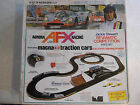 AURORA AFX RACING JACKIE STEWART REVAMATIC COMPETITION RACE SET WITH 3 CARS