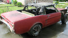 Ford  Mustang convertible 1967 mustang convertible project car