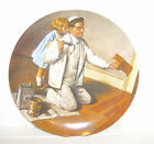 Collectors Plate Edwin M. Knowles