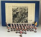 KING & COUNTRY COLLECTORS SERIES GLOSSY ~ SEAFORTH HIGHLANDERS W/ COLOUR PARTY ~