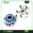 Front Wheel Hub  Bearing Assembly Pair Set of 2 NEW for Chevy Pontiac w ABS