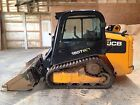 2014 JCB 150T ECO Skid Steer Compact Track Loader Low Hours