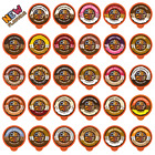 Crazy Cups Flavored Coffee Single Serve Cups for Keurig K Cups Sampler 30 count
