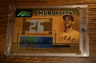 2004 Prime Cuts MLB Icons Material Number GOLD Billy Williams Jersey X2 Auto 5