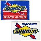 Sunoco Oil Motor Racing Sport Gas Motorcycle Car Embroidered Iron on Patch