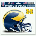 Michigan Wolverines 5x6 Multi Use Decal FREE SHIPPING