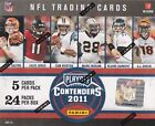 2011 Playoff Contenders Football Hobby Box - Factory Sealed!
