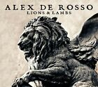 Alex De Rosso - Lions & Lambs / New CD 2013 / Hard Rock Italy Digipack