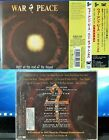 War And Peace - Light At The End Of The Tunnel (CD,2001,Pony Canyon,Japan w/OBI)
