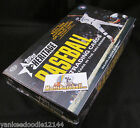 2012 TOPPS HERITAGE BASEBALL FACTORY SEALED HOBBY BOX, 24 PACKS 9 CARDS