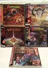ARTENSION - 5 CD LOT JAPAN New Discovery Phoenix Rising Sacred Pathways