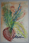 Original RARE Dale Chihuly hand painted embellished Putti PERFECT