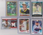 Albert Pujols 2001 Bowman Gold #264+OZZIE SMITH 1979 TOPPS #116+McGWIRE RC LOT