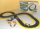 Rare SLOT CAR SET Tyco U-TURN CHASE Vintage Racing Boxed Complete