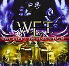 W.E.T. One Live In Stockholm CD JAPAN NEW MICP-90074