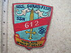 patch , USS Guardfish SSN-612 , vietnam war patch , USS