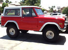 Ford  Bronco Removable Top 1971 ford bronco powerful offroad vehicle super hot bronco in california