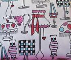 Snuggle Flannel Multi Color Lamps Quilting Apparel General BTY New