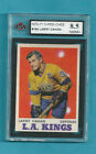 1970-71 OPC 164 Larry Cahan Los Angeles Kings! KSA 8.5 NMM+ ONLY 6 PSA HIGHER