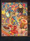 Lisa Frank Sticker Cherri Puzzle 100 Piece