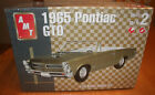 AMT 1965 Pontiac GTO Kit # 31514 Factory Sealed 1:25 10+