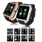 S82 3G Android Smart Watch Phone Touch Screen Bluetooth Apps MP4 Camera Silver