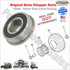 10205 67205 Inner  Outer Front Wheel Bearings Original Dixie Part