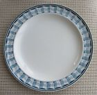Wedgwood Lag Feather Creamware Dinner Plate England Etruria