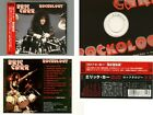 ERIC CARR Rockology CD JAPAN 1ST PRESS PROMO Kiss 1999 w. OBI ZACB-1023 s4263