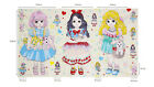DISNEY SNOW WHITE Princess Cut & Sew  Pillow/Doll Quilt Fabric Panel 22