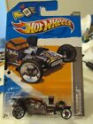 Hot Wheels Fangula HW Code Cars Black